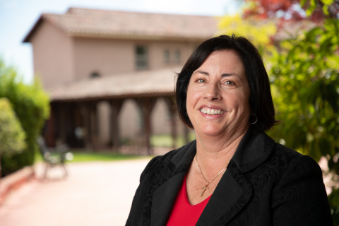 Lisa Kloppenberg will become Santa Clara University's provost March 1. (Photo: Business Wire)