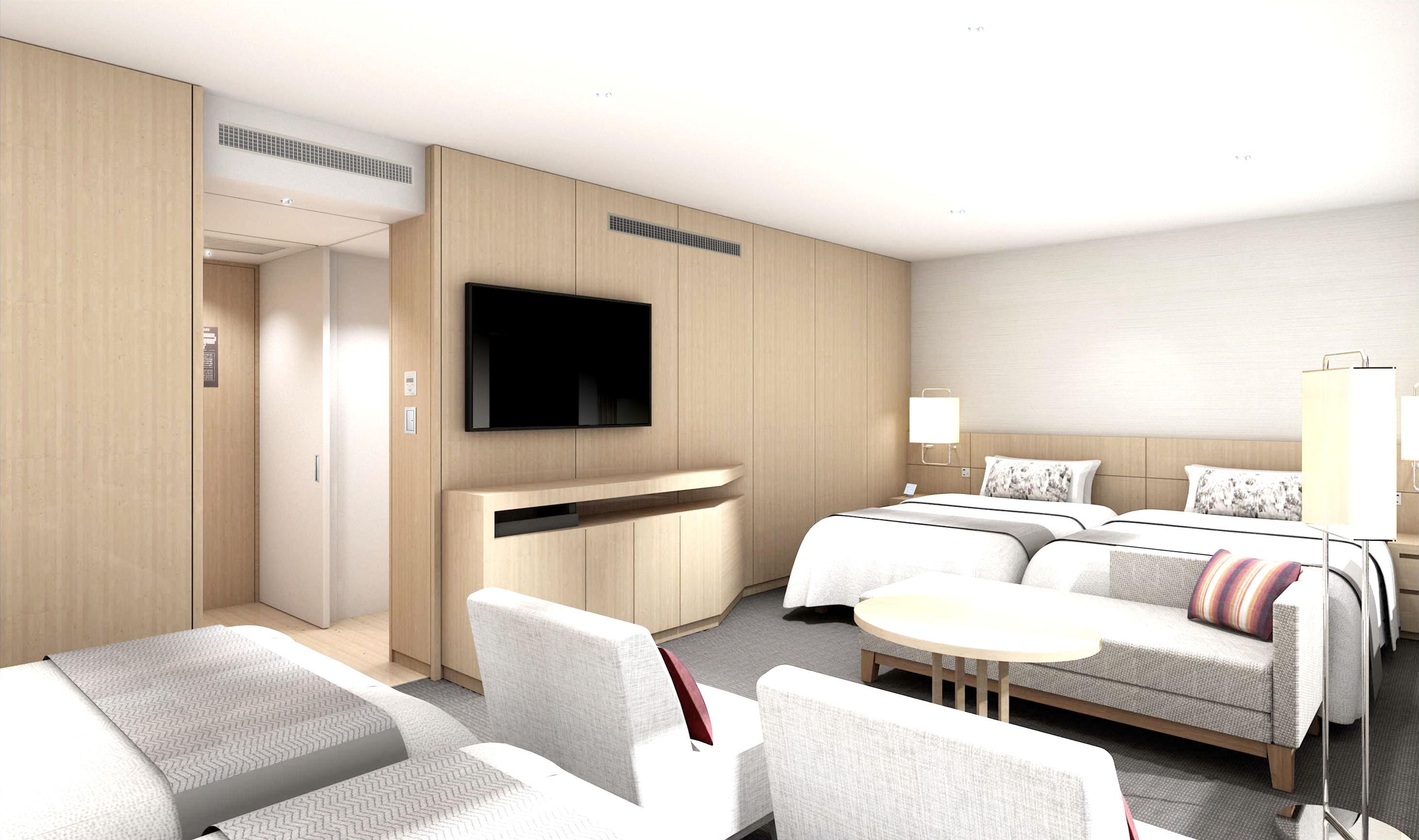Renover Une Chambre Adulte le keio plaza hotel tokyo rénove ses chambres du 31e étage