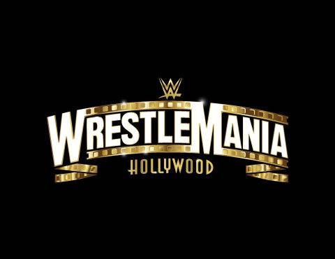 WrestleMania 37 Logo