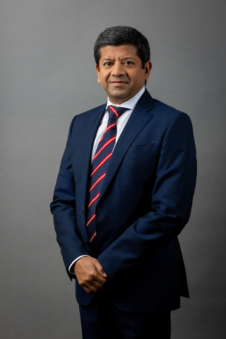 SES Names Sandeep Jalan as New Chief Financial Officer (Photo: Business Wire)