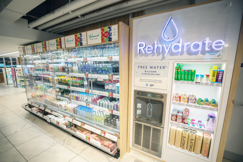 Launched in 2019, Boots UK Covent Garden store is a first-of-its-kind sustainable shopping experience. (Photo: Business Wire)