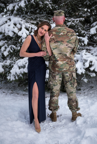 "L'eggs Hosiery is partnering with ""Operation: Deploy Your Dress"" to support women in the military, military spouses, and their families. (Photo: Business Wire)"