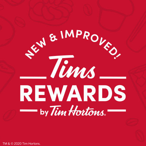 Tims Hortons® Announces New Features on Loyalty Program in the U.S.