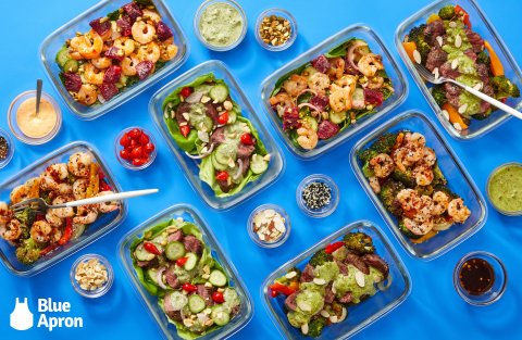 Meal Prep by Blue Apron (Photo: Business Wire)