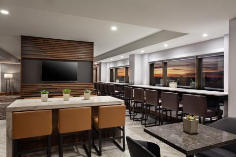 Concierge Lounge (Photo: Business Wire)