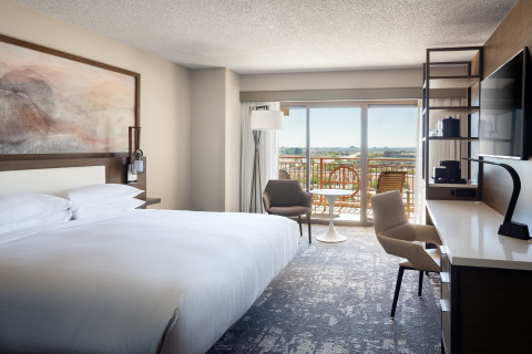 King Room with Balcony (Photo: Business Wire)