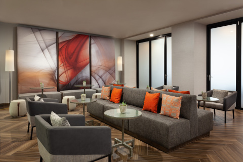 Lobby Library Seating (Photo: Business Wire)