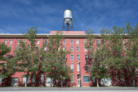 KBS' Salt Lake Hardware Building (Photo: Business Wire)