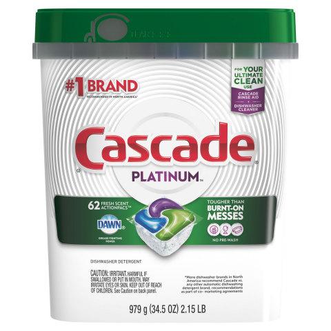 Cascade Platinum ActionPacs (Photo: Business Wire)