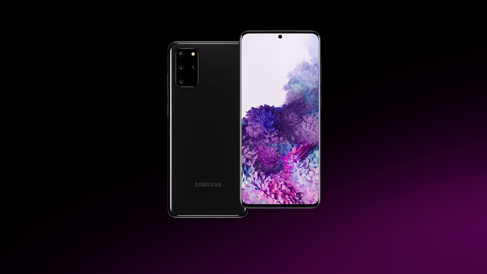 +Galaxy S20 افضل هواتف سامسونج