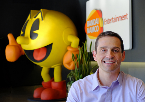 Ross Borden, Vice President of Marketing for BANDAI NAMCO Entertainment America Inc. (Photo: Business Wire)