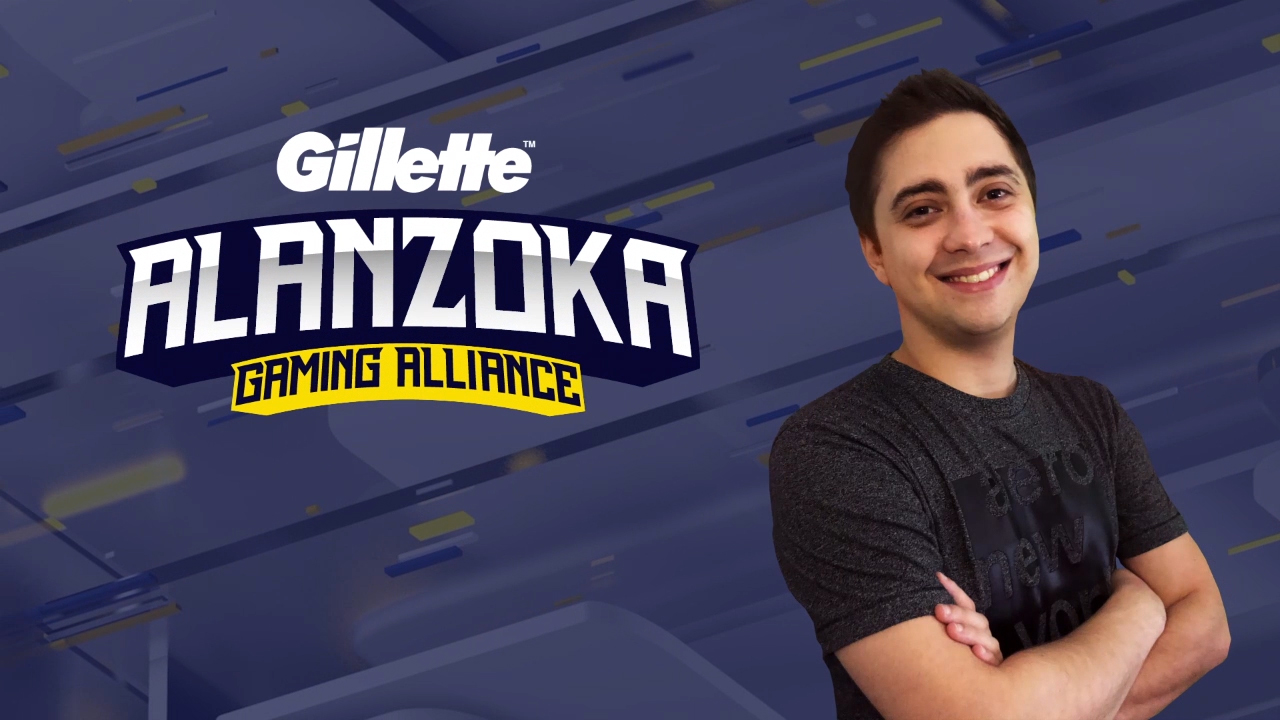 Gillette® and Twitch announce the return of the Gillette Gaming Alliance