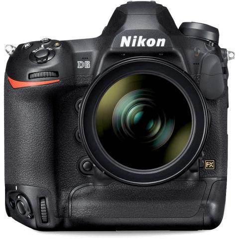 Nikon D6 Flagship DSLR Camera