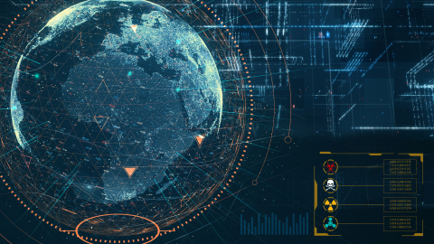 BAE Systems to develop advanced analytics technology that will detect and deter weapons of mass destruction activity, helping to protect national security. (Photo: BAE Systems)