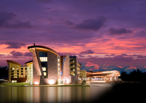Sky Ute Casino Resort in Ignacio, Colorado is located on the Southern Ute Indian Reservation just south of historic downtown Durango, Colorado. (Photo: Business Wire)