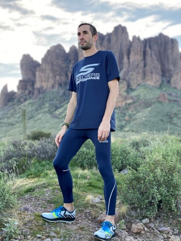 Elite runner Anthony Famiglietti joins Skechers' team of legendary athletes. (Photo: Business Wire)