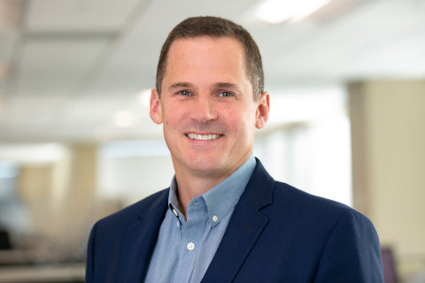 Nate Burnes, Centage's New Vice President of Customer Success  (Photo: Business Wire)