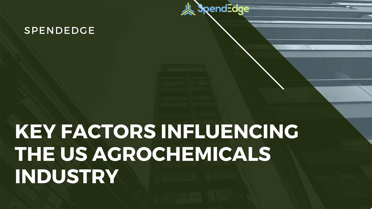 Key Factors Influencing the US Agrochemicals Industry.