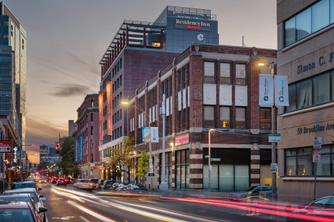 IQHQ expands Boston Real Estate Portfolio With Acquisition of 109 Brookline Avenue (Photo: Business Wire)