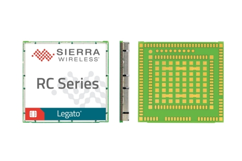 Sierra Wireless Ready-to-Connect RC Series of Embedded Modules Simplify and Accelerate IoT Deployment (Photo: Business Wire)