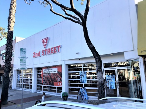 2nd STREET Sherman Oaks, store exterior (Photo: Business Wire)