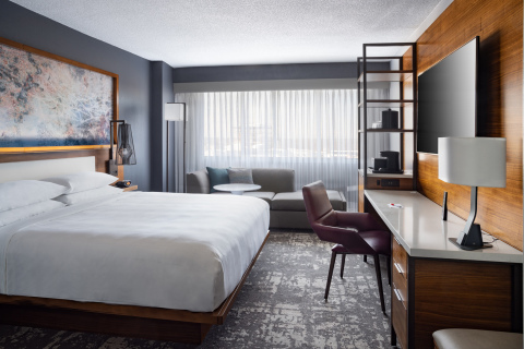 Single King Guestroom (Photo: Business Wire)