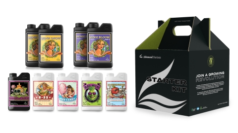 Advanced Nutrients Launches First-Ever Starter Kit to Make 20 Years of Innovation Accessible to Everyone (Photo: Business Wire)
