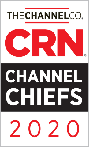 TIBCO's Jason Johns Recognized as CRN 2020 Channel Chief (Graphic: Business Wire)