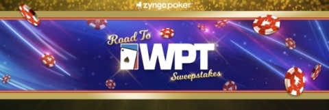 Zynga Poker and World Poker Tour® Partner for One-of-a-Kind High Roller Sweepstakes Event (Graphic: Business Wire)
