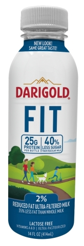 New single-serve Darigold FIT bottle (Photo: Business Wire)