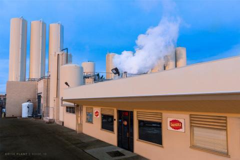 Darigold's Boise, Idaho, facility. (Photo: Business Wire)