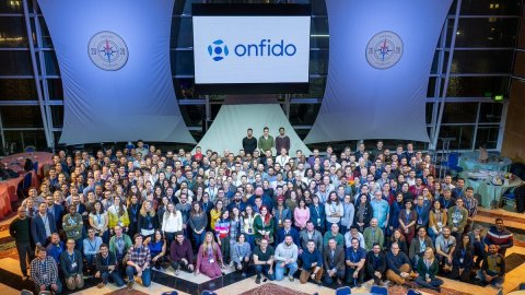 Onfido launch week January 2020 (Photo: Business Wire)
