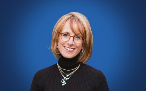 GumGum's newest board member, Lisa Licht. (Photo: Business Wire)