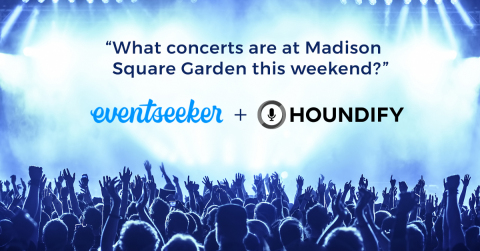 SoundHound Inc. partners with Wcities to bring extensive location and event data to Houndify's Voice AI Platform (Graphic: Business Wire)