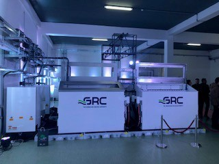GRC ICEraQ™ Immersion-Cooling System Integrated with Supermicro® Servers. (Photo: Business Wire)