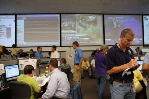 BAE Systems Inc. was awarded a $300 million contract to provide enterprise and mission-critical information technology support to the Federal Emergency Management Agency (FEMA). Photo credit: Jacinta Quesada, FEMA