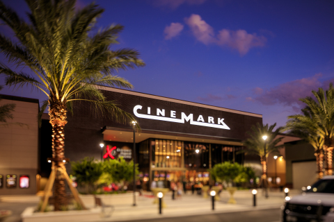 Cinemark Durbin Park and XD is now open, offering moviegoers advanced technology and elevated amenities. (Photo courtesy of Ketterman Photography)