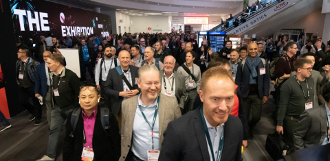 ALL IN: SPIE Photonics West 2020 exhibition opens for business. (Business Wire: Photo)