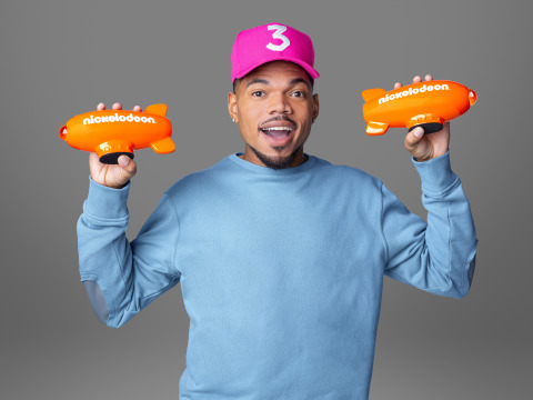 CHANCE THE RAPPER TO HOST NICKELODEON'S KIDS' CHOICE AWARDS 2020, LIVE ON SUNDAY, MARCH 22, AT 7:30 P.M. (ET/PT) (Photo: Business Wire)