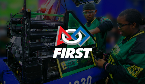 Mouser Electronics will once again sponsor the FIRST® Robotics Competition Hall of Fame exhibit at the 2020 FIRST Championship events in Houston and Detroit. To learn more about how Mouser supports FIRST, visit https://www.mouser.com/first/. (Photo: Business Wire)