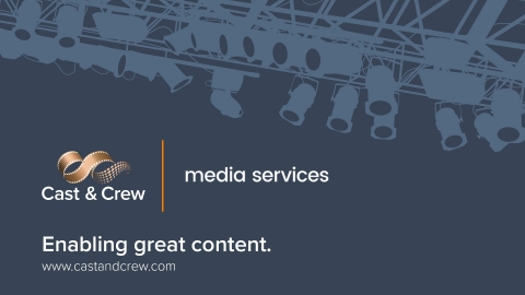Cast & Crew's acquisition of Media Services enhances and expands the scope of products and services collectively offered to clients. (Graphic: Business Wire)