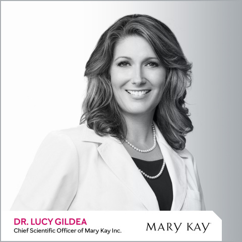 Dr. Lucy Gildea, Chief Scientific Officer of Mary Kay Inc. (Photo: Mary Kay Inc.)