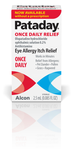 Pataday Once Daily Relief® Packaging Image  (Photo: Business Wire)