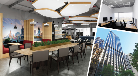 Compass Offices expands its network with the addition of 360 Collins Street, located at the popular section of Collins Street in the Melbourne CBD. (Photo: Business Wire)