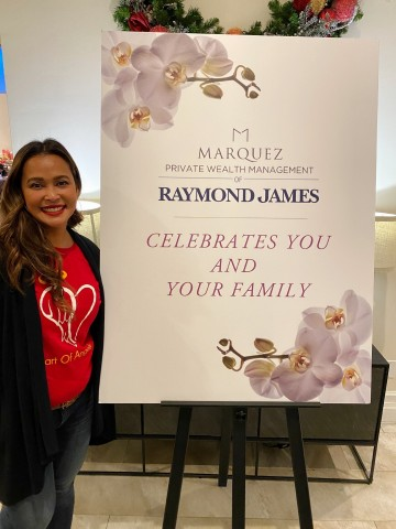 Michelle Marquez of Marquez Private Wealth Management of Raymond James (Photo: Business Wire)