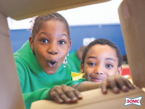 SONIC® Drive-In announced a donation of $350,000 to public classroom projects through Limeades for Learning to celebrate Random Acts of Kindness Week. (Photo: Business Wire)