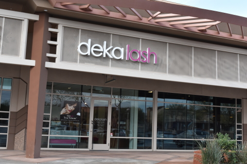 Deka Lash Studio (Photo: Business Wire)