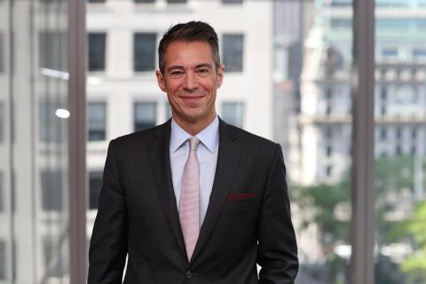 New ACI Worldwide (ACIW) President and CEO Odilon Almeida (Photo: Business Wire)
