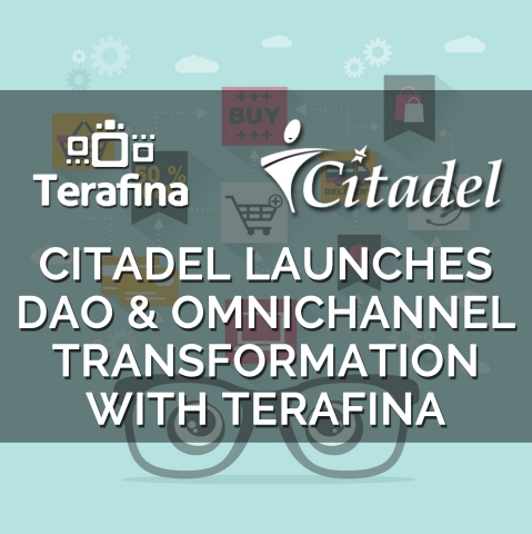 Citadel Credit Union partners with Terafina Inc. to launch DAO and Omnichannel Transformation (Graphic: Business Wire)