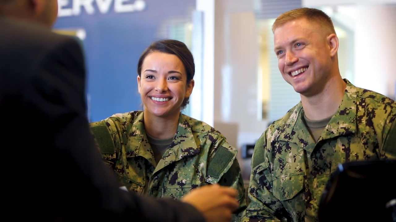 """Navy Federal Credit Union was named a FORTUNE """"100 Best Companies to Work For,"""" in 2020. Navy Federal ranked 19th, the highest in company history. This is the 10th year the world's largest credit union has received this award."""